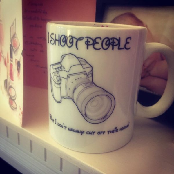 shoot people