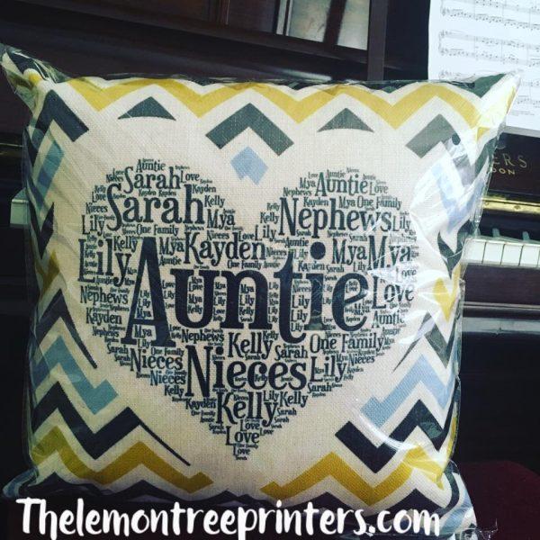 cushion a