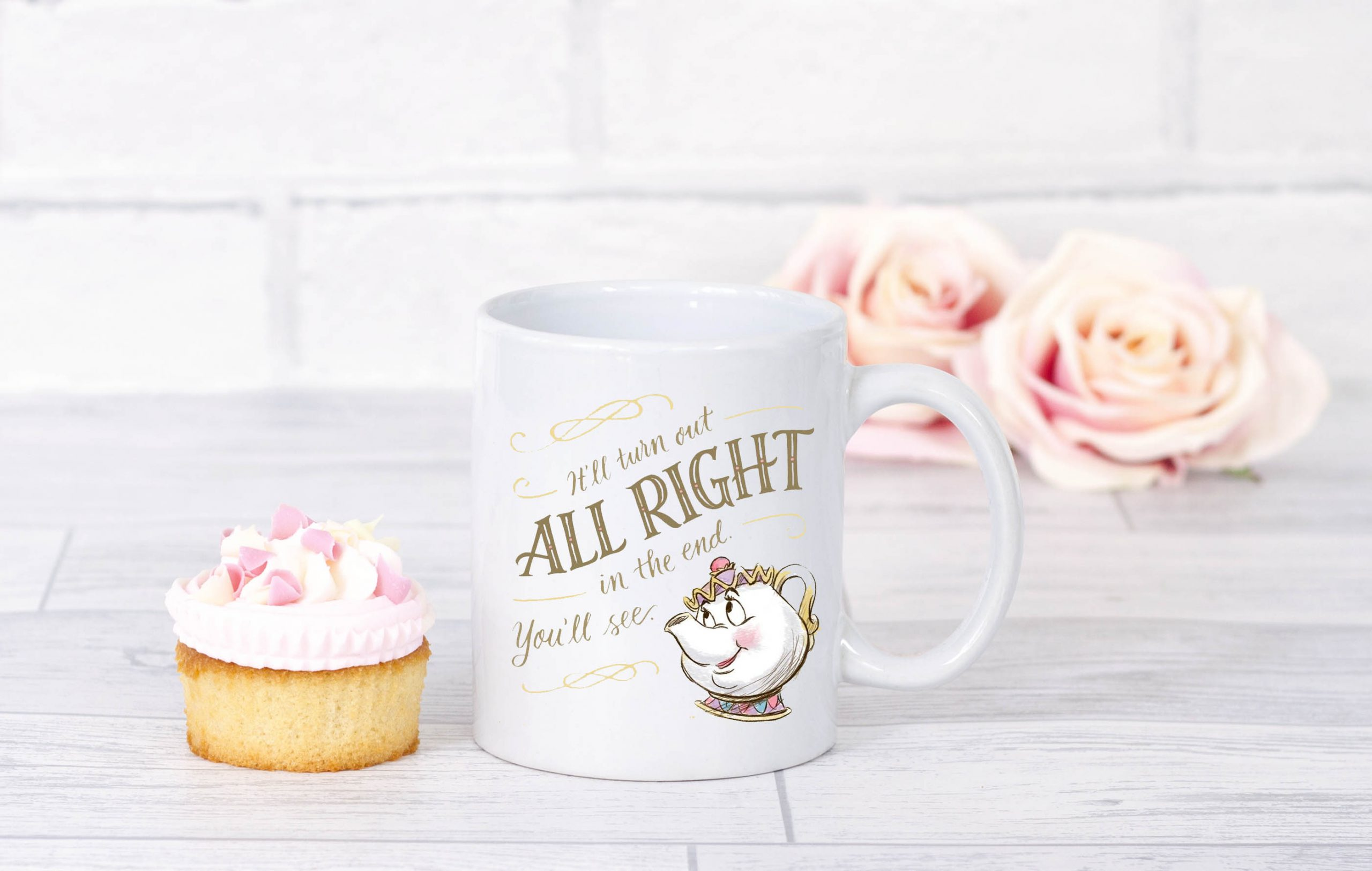 Mrs Potts Everything Will Be Alright In The End